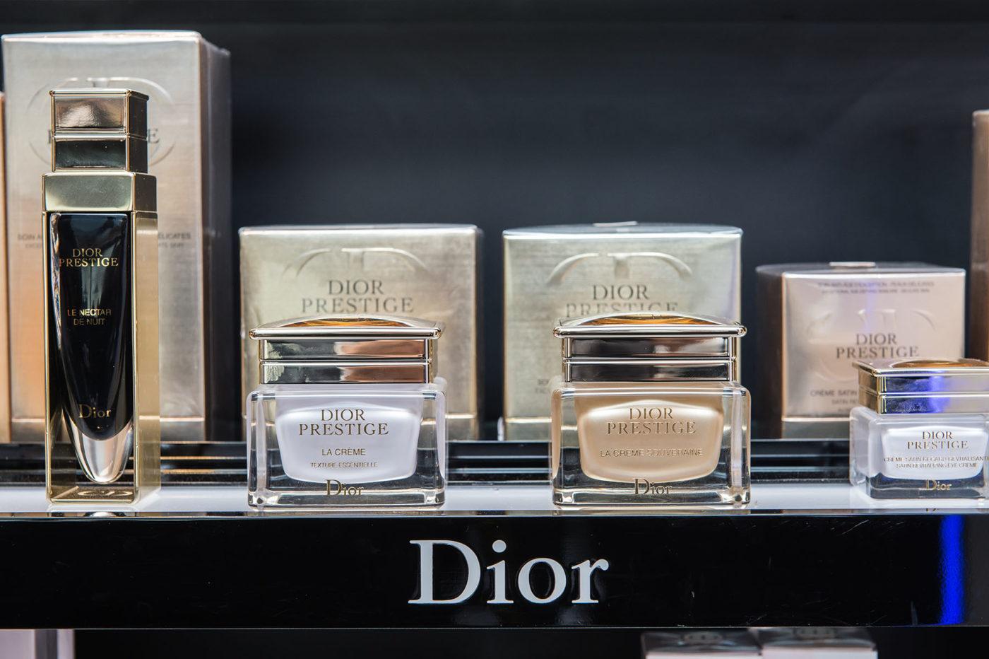 Dior Backstage Pros